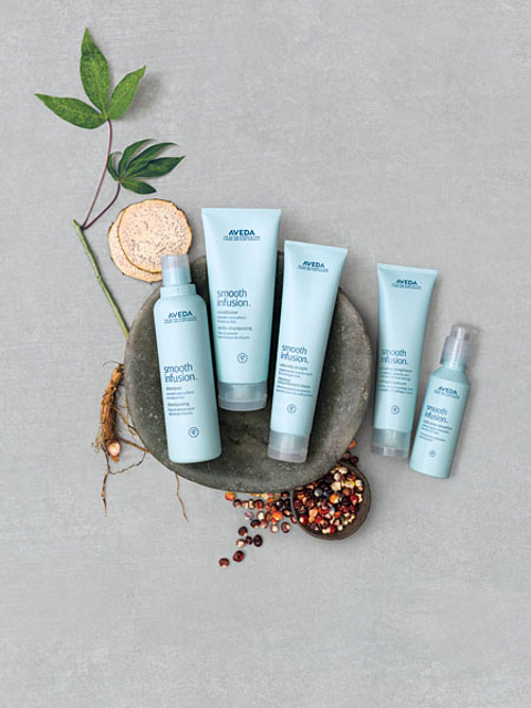 Aveda's Smooth Infusion